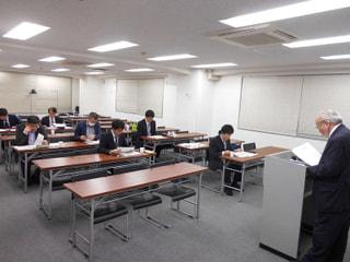 業務研修会「心学塾~二宮金次郎に学ぶ~」開催報告